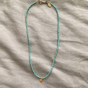 Satya turquoise necklace